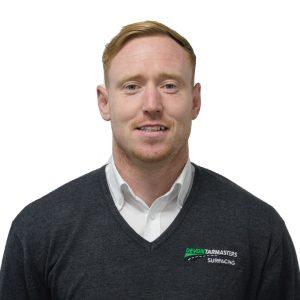 Arron Graham - Health and Safety Manager - Arron@devontarmasters.co.uk