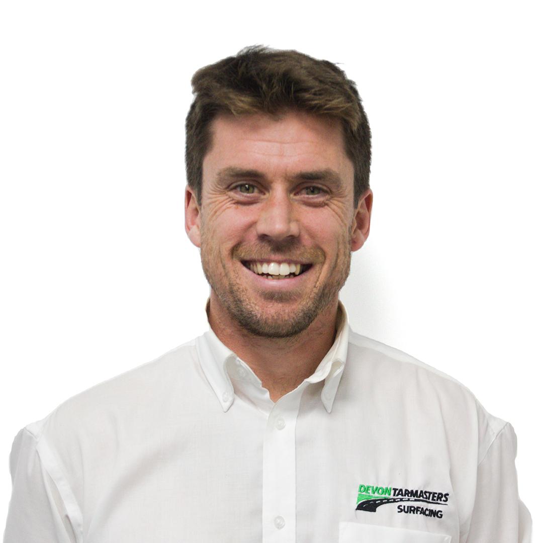 David Palmer - Surfacing Contracts Manager - David@devontarmasters.co.uk