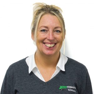 Tracy Perkins- Senior Management PA -Tracy@devontarmasters.co.uk
